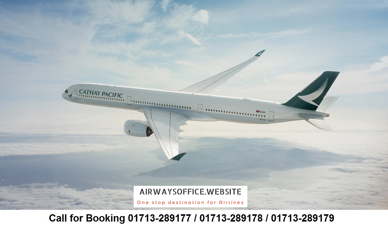 Cathay Pacific Dhaka Office